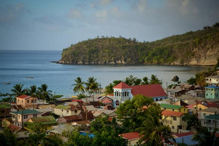 St Lucia CIP Approved Project